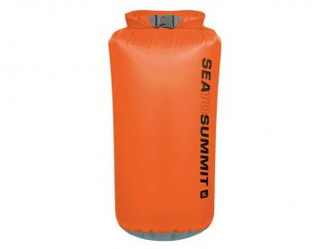 Sea to Summit Ultra-Sil Drysack 8L, orange, Volumen 8 Liter