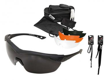Edge Tactical Safety Eyewear, Overlord Kit